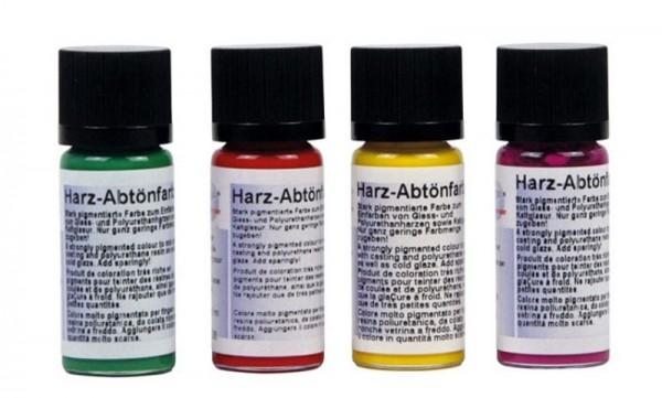 Harz-Abtönfarbe creartec artidee giessharz kaltglasur