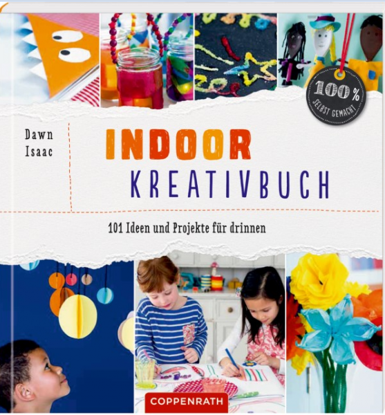 Indoor-Kreativbuch