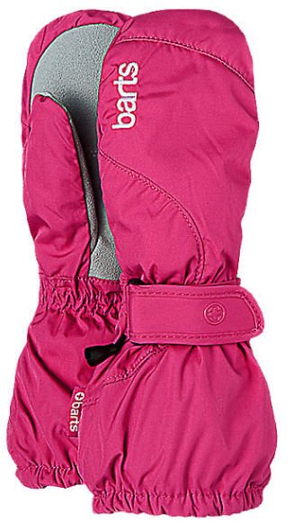 Fausthandschuh Barts pink